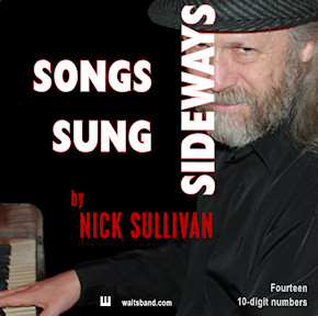 Songs Sung Sideways cover