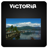 Button linking to information, lyrics, etc. for Victoria