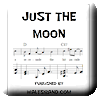 Button for purchasing the sheet music of Just The Moon for $5.45