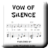 Button for purchasing the sheet music of Vow Of Silence for $5.45